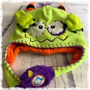 b79ec05f4bb flipeez Accessories - flipeezTM Peek-a-Boo Monster Action Hat